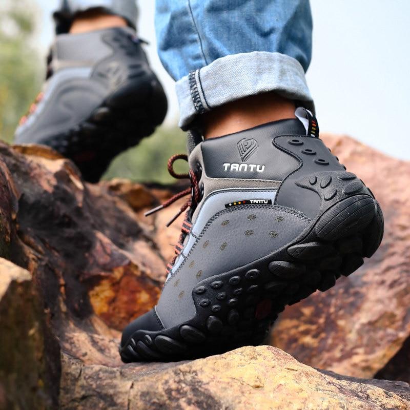 Guerreiro Cunhas Couro Homem A Dos Sapatos slip Do Hombre Livre Ar Homens Casuais b Zapatillas Ao Deserto Botas Genuínos Tacticas Tênis Anti 7Cxzqdxwv
