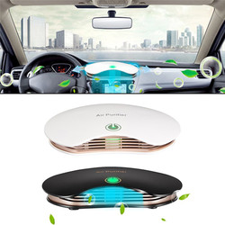 ICOCO Intelligent Touch-type Fresh Air Purifier Car Ionizer Anion Car Air Purifier Formaldehyde Remover Air Cleaner For Home
