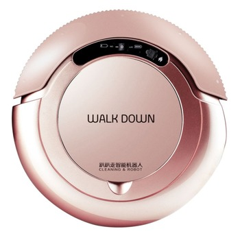 Fully Automatic Ultra-thin Robot Vacuum Cleaner for Household with Automatic Planning and High Suction