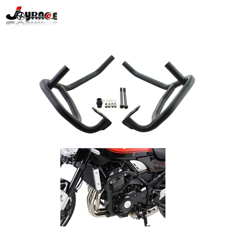цена Motorcycle Accessories Engine Protector Highway Crash Bar For Kawasaki Z900RS 2017-2018 Z900 RS
