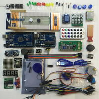 Starter Kit For Arduino Uno And Mega 2560 Lcd1602 Hc Sr04 HC SR501 Dupont Cable In