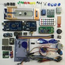 Zestaw startowy dla arduino uno i mega 2560/lcd1602/hc-sr04/HC-SR501 dupont kabel w kartonie