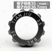 Envío gratis 1 unid Case Screw volver abridor herramienta para Brl 35 mm aleación de aluminio Made in China
