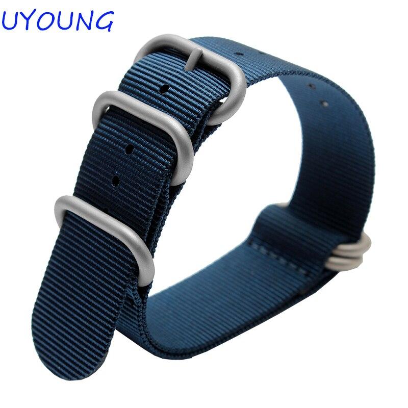 Hohe Qualität Für Suunto ätherisches Nylon Herrenuhrenarmbänder - Uhrenzubehör - Foto 4