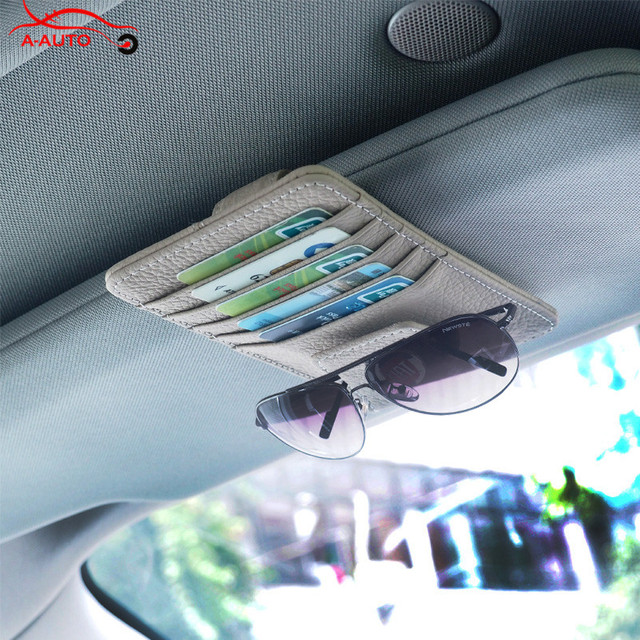 Credit Card Holder For Toyota Car
