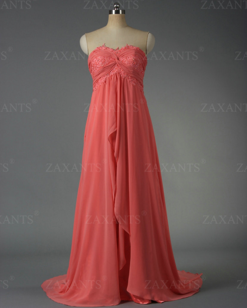 Popular watermelon bridesmaid buy cheap watermelon bridesmaid lots e1024 promotion 40 discount sweetheart beaded watermelon chiffon bridesmaid dresses longchina mainland ombrellifo Images