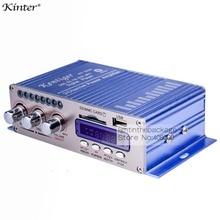 HY502S Bluetooth De Voiture Amplificateur de Puissance Stéréo Mode Sonore HiFi 2 Canaux Mini FM Audio + MP3 Haut-Parleur Lecteur de Musique pour iPod HY-502S