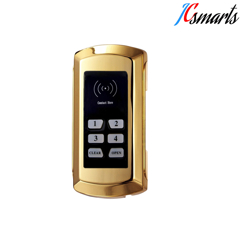 Hotel keyless digital locker lock hidden rfid card cabinet lock digital electric best rfid hotel electronic door lock for flat apartment