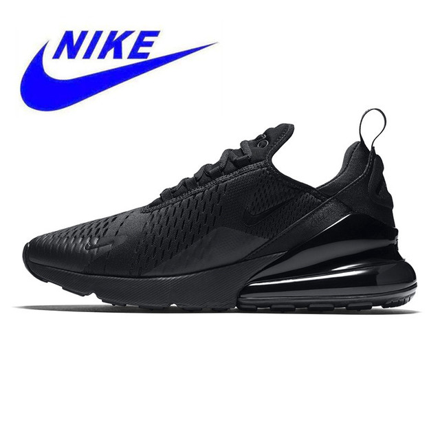 watch 7cef6 531ec Original Nike Air Max 270 180 New Arrival Men s Running Shoes Sport Outdoor  Sneakers Comfortable Breathable