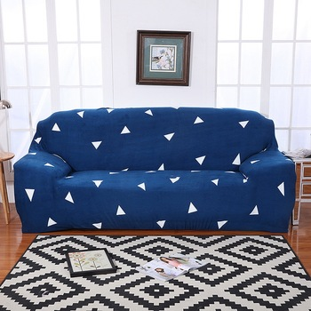 Thicken Plush Sofa Covers Stretch 1/2/3/4 Seater All-inclusive Polyester Elastic Couch Cover Sofa Towel Sofa Cushion Slipcover