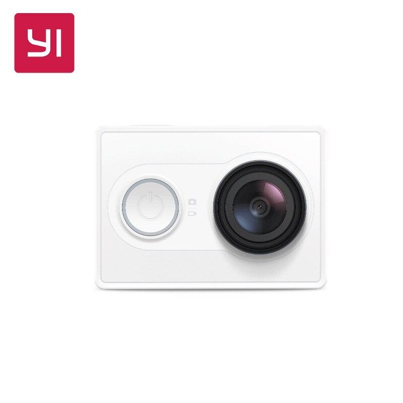 YI Action font b Camera b font 16 0MP 155 Degree Ultra wide Angle Lens Built