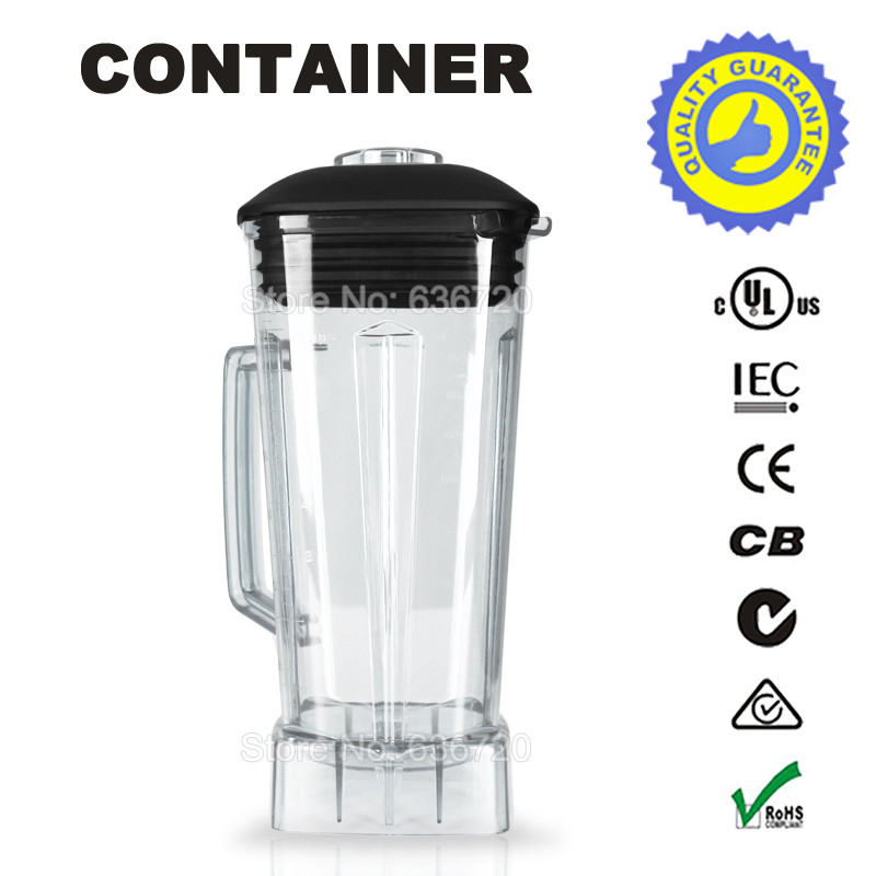 G2001 Blender machine CONTAINER blender jar
