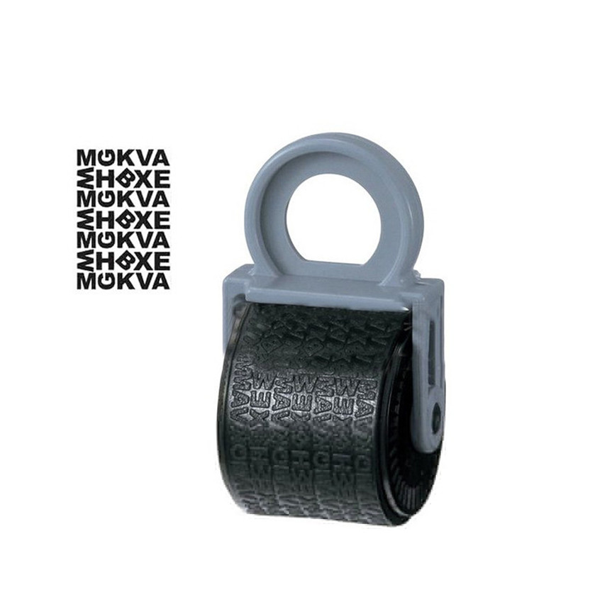 1 Stücke Bewachen Ihre ID Rollenstempel Selbst Lnking Stempel Chaotisch Code Ersatz Core Drop Verschiffen 52 #