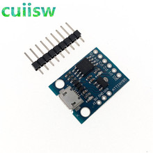 10pcs/lot Digispark kickstarter CJMCU Micro Attiny85 module Mini USB Development Board for arduino usb