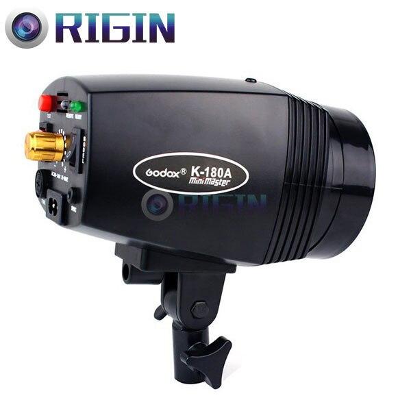 ФОТО Mini Master Studio Flash K-180A  (180WS Small Studio Photography) GN45