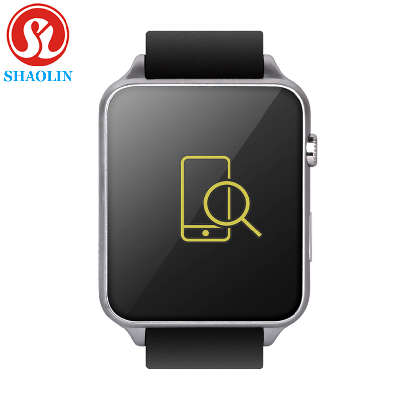SHAOLIN Heart Rate Monitor Bluetooth waterproof Smart watch GT8 Smartwatch Support SIM Card For IOS Android pk apple watch