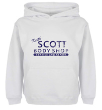 Unisex Fashion Boy Girl Keith Scott Body Shop One Service And Repair Design Hoodie Men's Women's Girl's Sweatshirt Printed Hoody