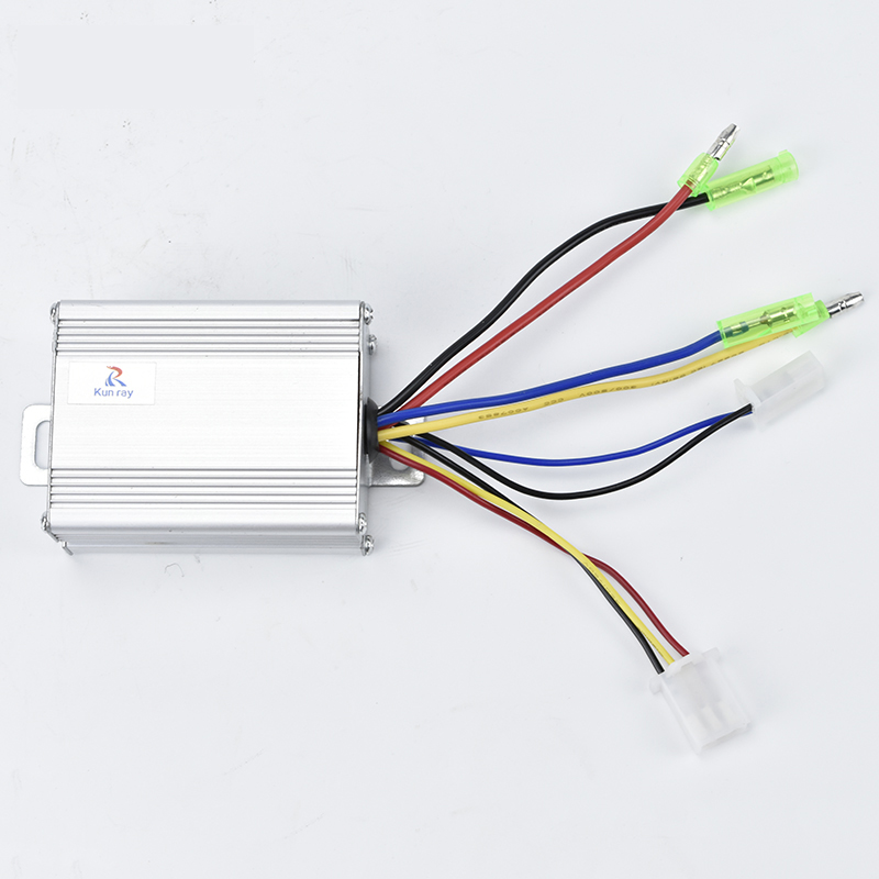 Ebike conversion kit 12V 250W electric bicycle brush motor speed controller for e scooter electric bycicle