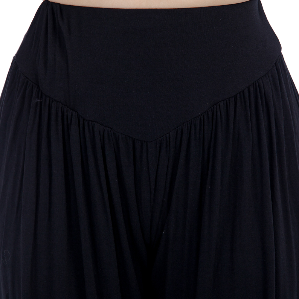 Black,Red Highwaisted Bloomers Dance Pants for Dance for Ladies and Girls 4