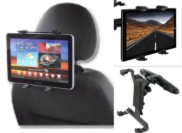 Universal Tablet Stand Car Seat Back Holder For Microsoft Surface 3 - microsoft surface support number