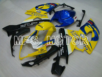 For Suzuki GSXR 1000 K5 2005 2006 Injection ABS Fairing Kits GSXR1000 K5 05 06 Corona Yellow Blue Black