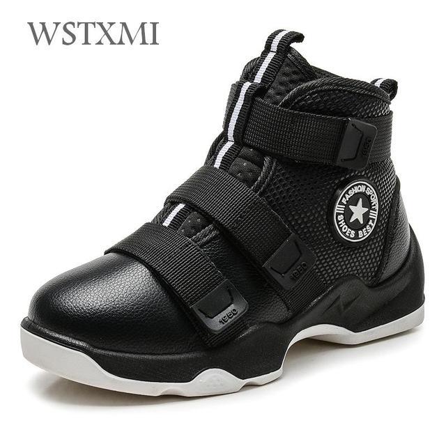 Sonbahar kış çocuk çizmeleri erkek ayakkabı hakiki deri moda ayak bileği kar botları peluş sıcak spor ayakkabı su geçirmez çocuk Martin çizme