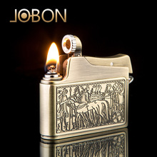Old kerosene lighters, Metal grinding wheel lighter. The cigarette lighter, Mens gift