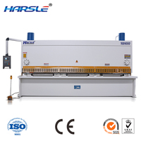 Adjustable angle Guillotine hydraulic scrap shearing machinery