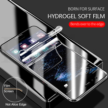 6D Soft Hydrogel Screen Protector For Oneplus 7 Pro Film Full Screen Protector On For Oneplus 7 7 Pro Protective Film Not Glass