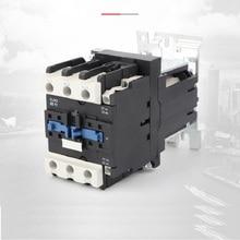 DC contactor CJX2-6511Z contactor LP1-6511 65A DC12V24V110V220V silver point все цены