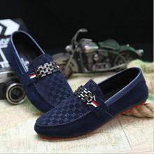 Flat Moccasin Soft Men Shoe