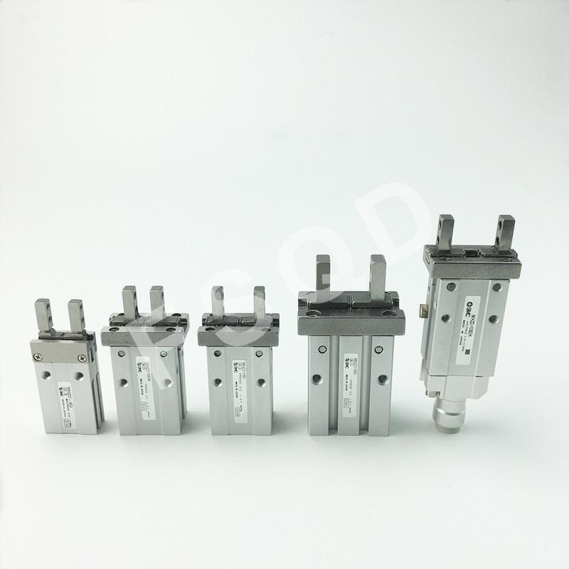 MHZ2 32D MHZ2 32D M9B SMC tipo estándar cilindro de estilo paralelo pinza de aire componente neumático de la serie MHZ-in Piezas neumáticas from Mejoras para el hogar on AliExpress - 11.11_Double 11_Singles' Day 1