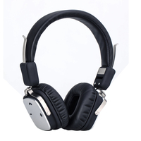 New Stereo Wireless Headset Bluetooth 4 1 Folding Headphone With Mic For IPhone6 6S Samsung S7