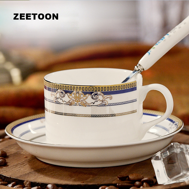 Cup Style 39130ml Flower Set Kit Bone Us32 Coffee With Cups Australian In Mugs Creative Dish China Mug Spoon Tea Afternoon Ceramics rBCxQodeW