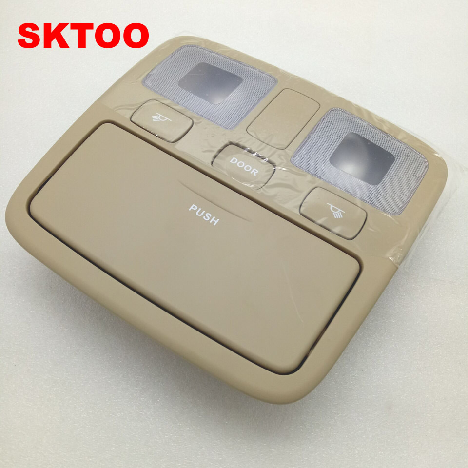hight resolution of sktoo for hyundai accent kia rio dome light reading lamp sunroof switch car