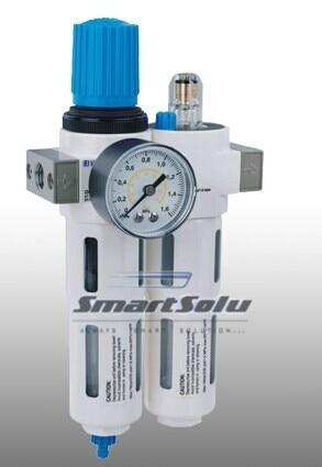 Type F.R.L Air Source Treatment Units;OU-MINI Type;1/4