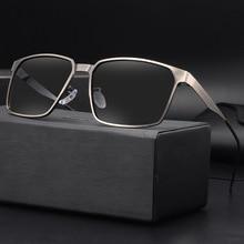 COLECAO Nuevo HD Polarizado Gafas de Sol para Hombre para Hombre de Conducción gafas de Sol gafas de protección gafas de sol hombres Eyewears c1513