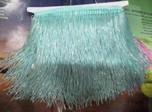 Image 4 - 15 ซม.ขาย 5 หลาลูกปัดพู่ fringe JIANXI.C 52921 ลูกปัดหลอดสำหรับตกแต่งชุด
