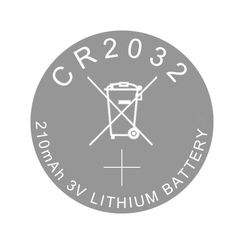 แบตเตอรี่ลิเธียมแบตเตอรี่ CR2032-3 V 2032