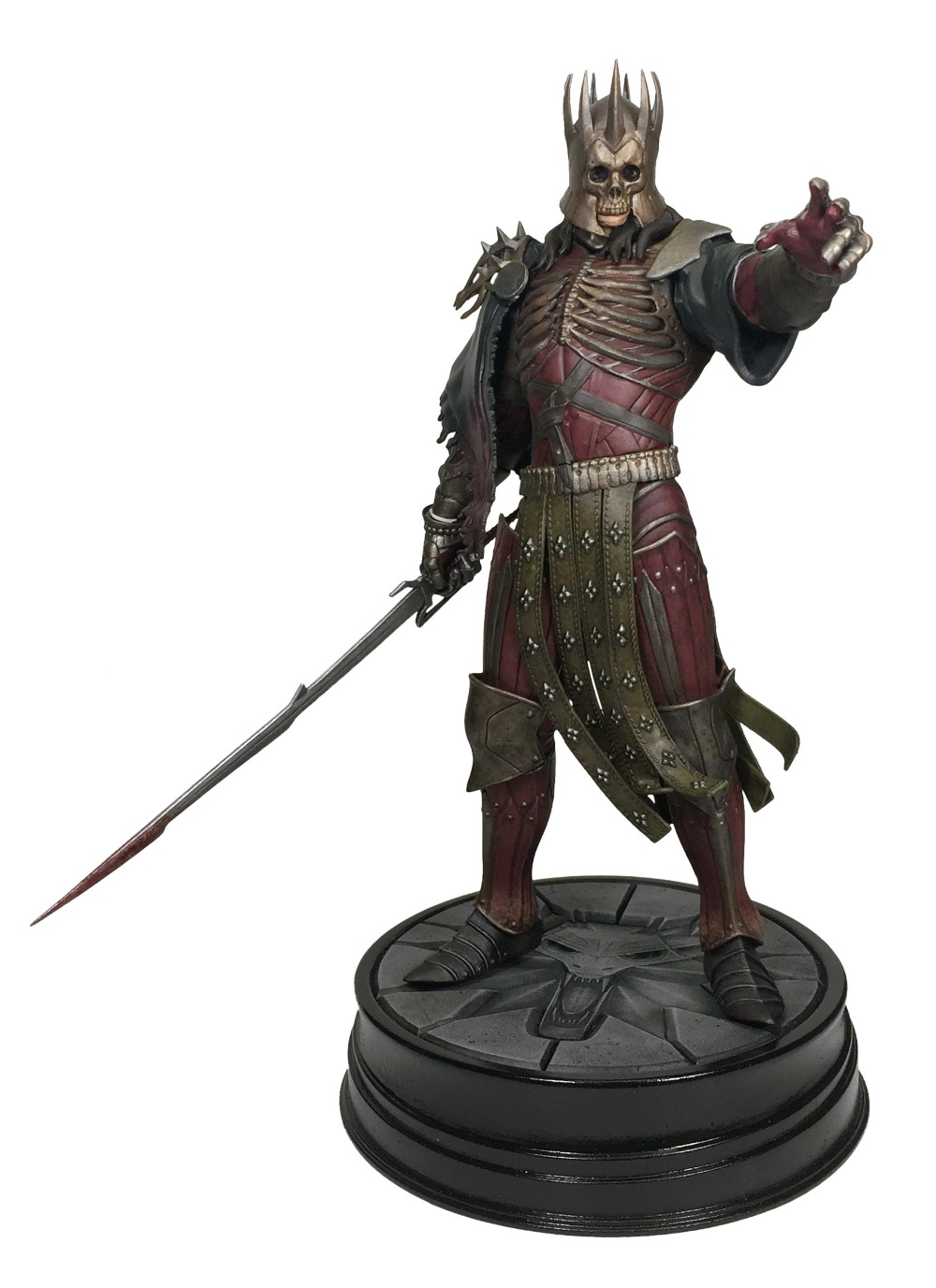 The Witcher 3 Wild Hunt Geralt of Rivia Eredin 19 CM PVC Action Figure Figuras Brinquedos Model