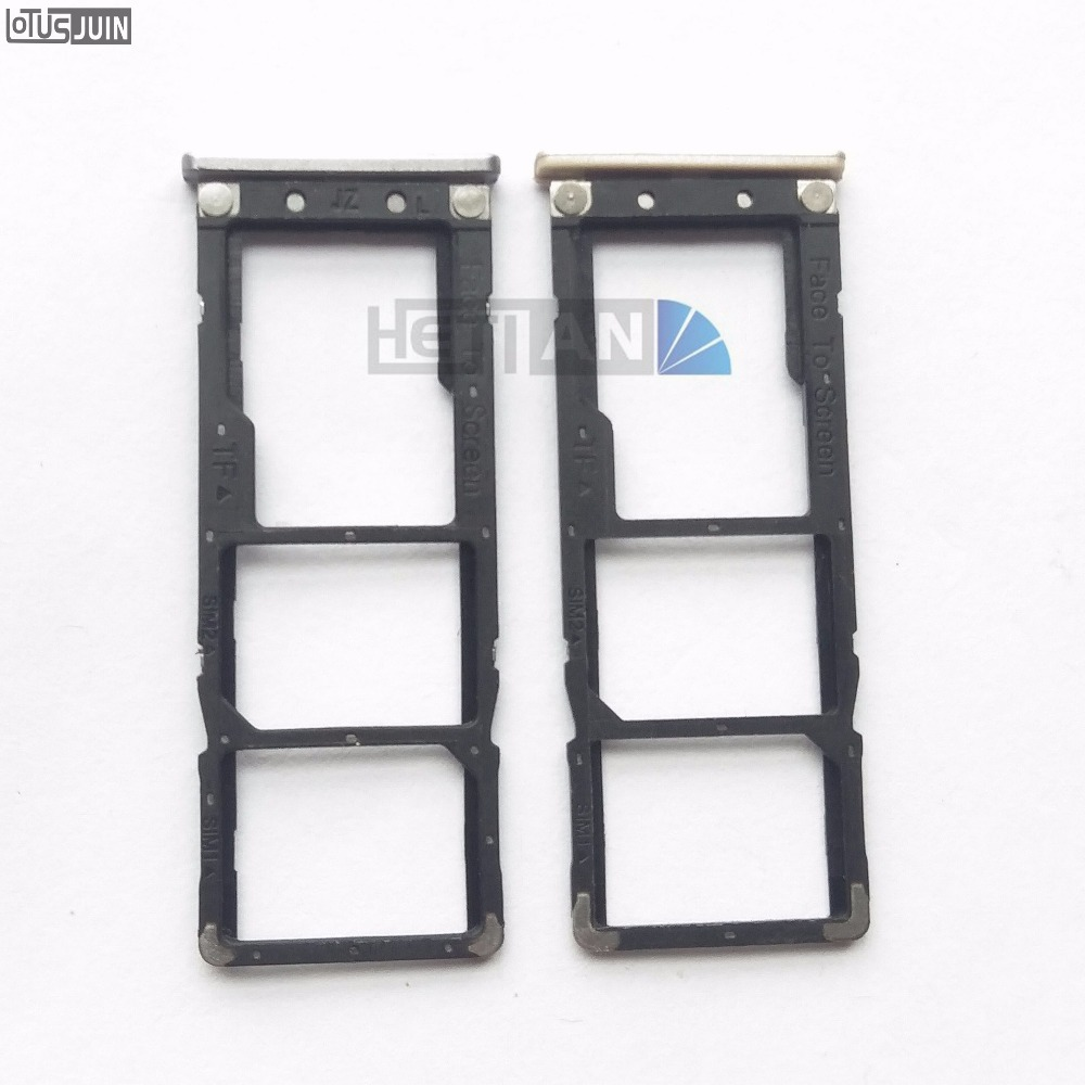 NEW for Xiaomi Redmi Note 5A SIM Card Tray Micro SD Card Holder Slot Adapter Replacement Repair Parts