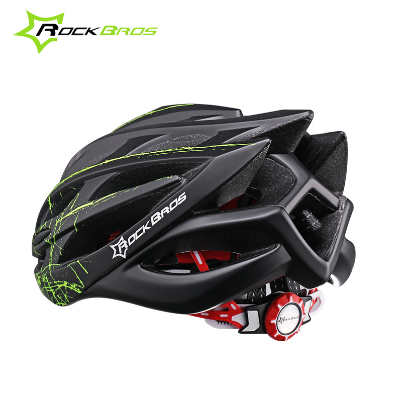 ROCKBROS MTB Road Bicycle Helmet Outdoor MTB Cycling Bike Helmet Sports Equipment Climbing Helmet 2017 Men Capacete Da Bicicleta west biking bike chain wheel 39 53t bicycle crank 170 175mm fit speed 9 mtb road bike cycling bicycle crank