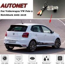 AUTONET резервная камера заднего вида для Volkswagen VW Polo 5 хэтчбек 2011 2012 2013 /камера номерного знака