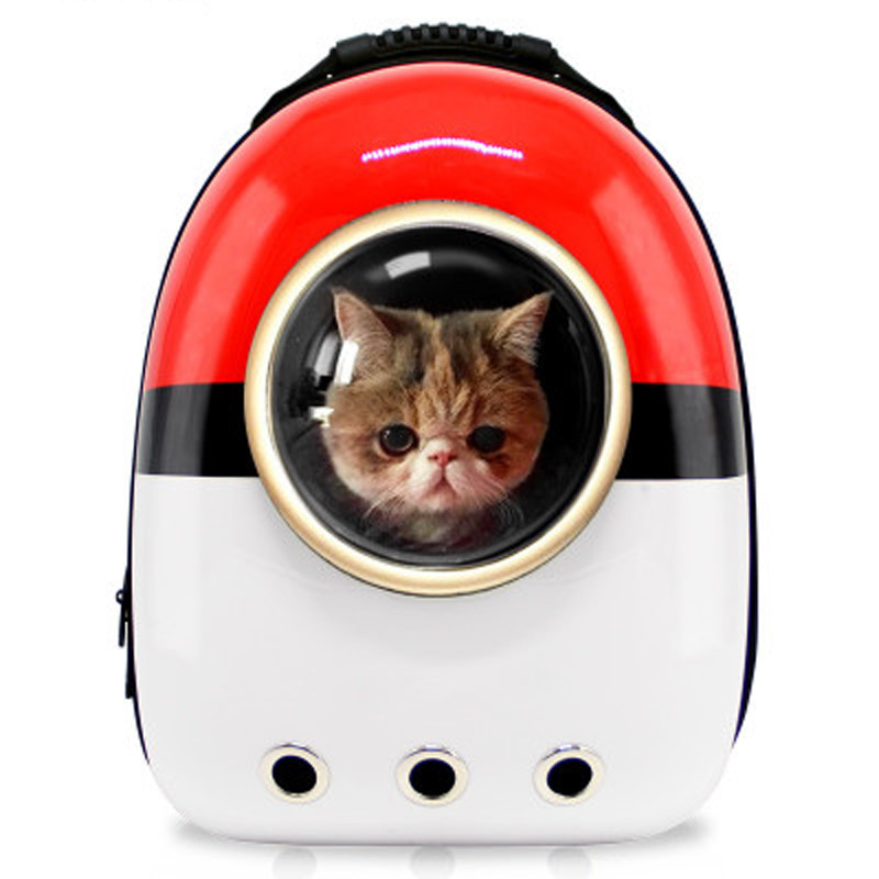 Cat Carrier Astronaut Backpack Puppy Bubble Pet Travel Bag