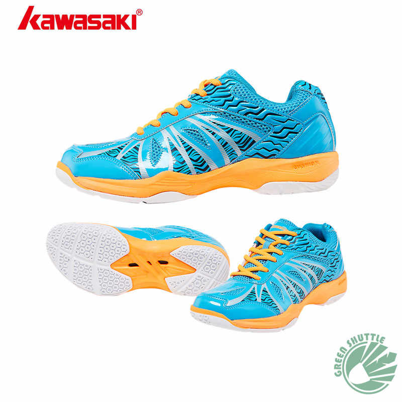 2019 New Kawasaki K-076 K-077 Badminton Shoes Breathability Wearproof Shoes For Men And Women Badminton Sneakers