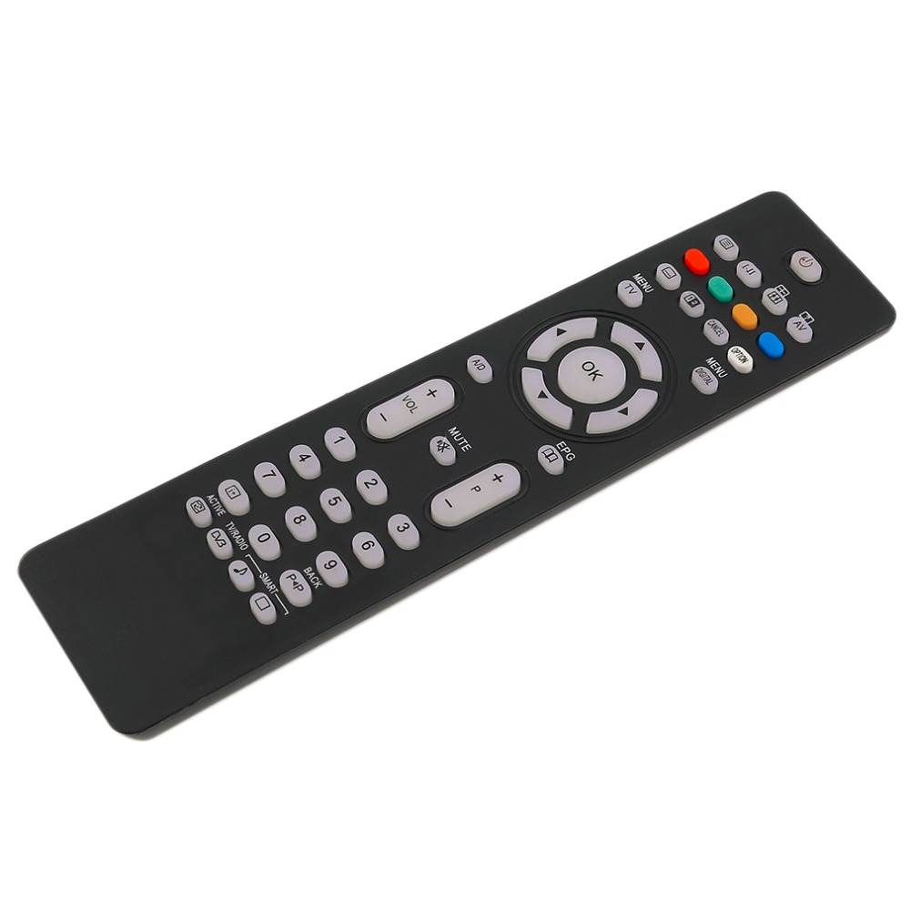 Professional Stock Great Replacements RC2034301-01 Remote Control For Philips TV Black Big Promotion