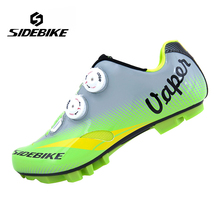 Sidebike MTB Bike Self-Locking Shoes Ride Bicycle Shoes Athletic Sports Lightweight Cycling Shoes zapatillas ciclismo bicicleta