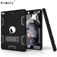 AXBETY For Apple New IPad 9 7 2017 Case Full Shockproof Protection For Ipad A1822 A1823