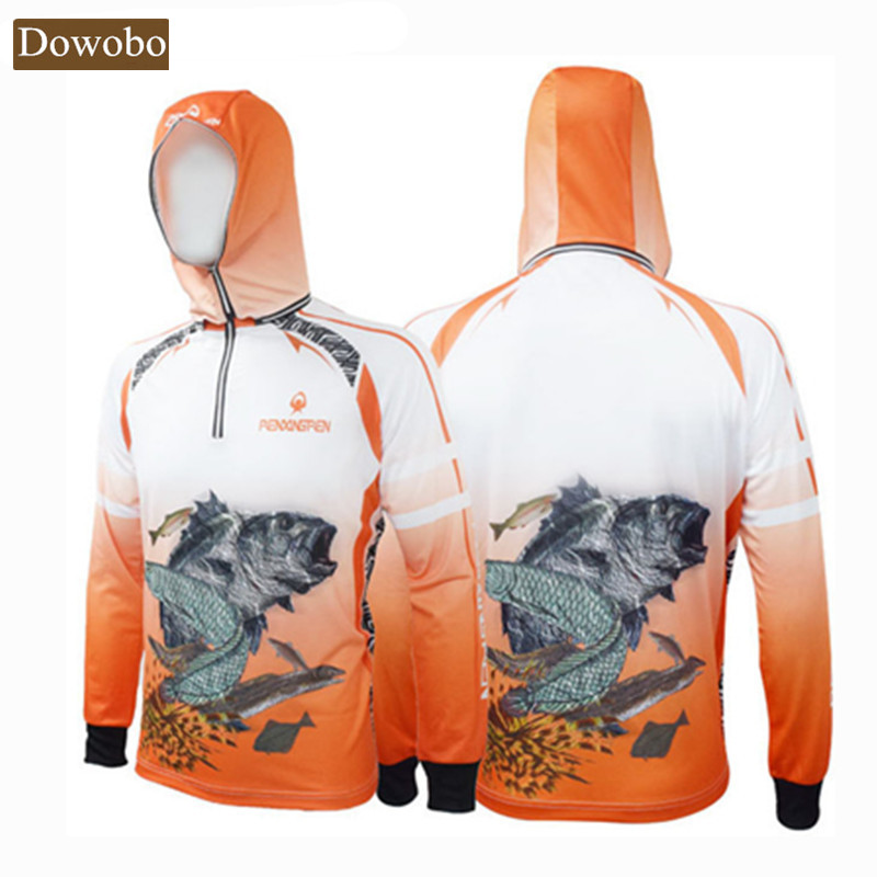 New arrival high-quality men brand Professional Clothes Fishing Anti UV Anti mosquit Breathable Quick-drying homme Fishing Shirt цены онлайн