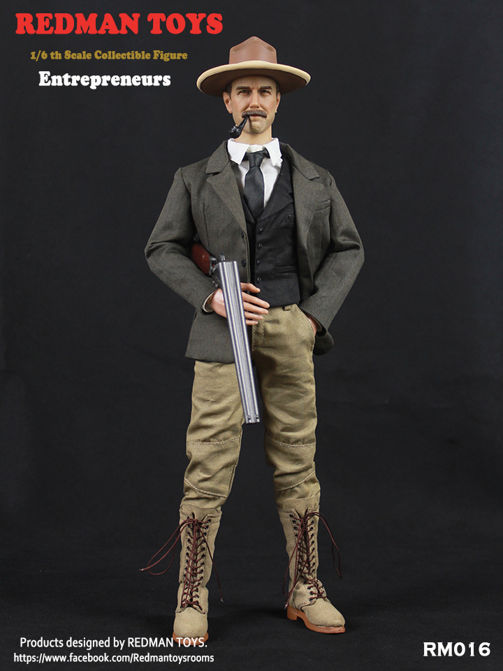 1:6 scale Super flexible male figure 12 action figure doll Collectible Model There Will Be Blood Entrepreneurs Daniel Plainview